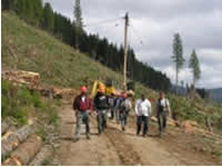Association Oregon Loggers: Logging Crew Advances