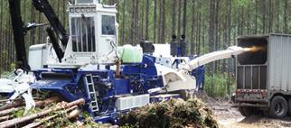 Forest Logging Machines : Oregon Association of Loggers